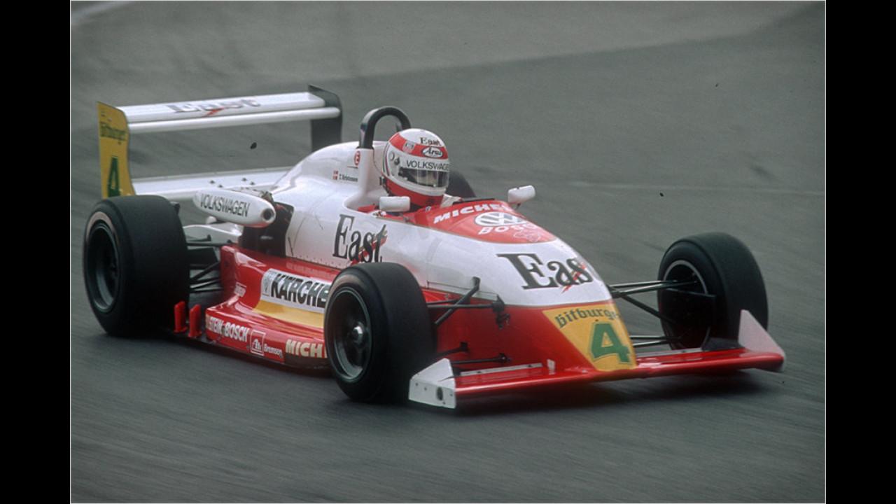 Legendenbildung: VW in der Formel 3