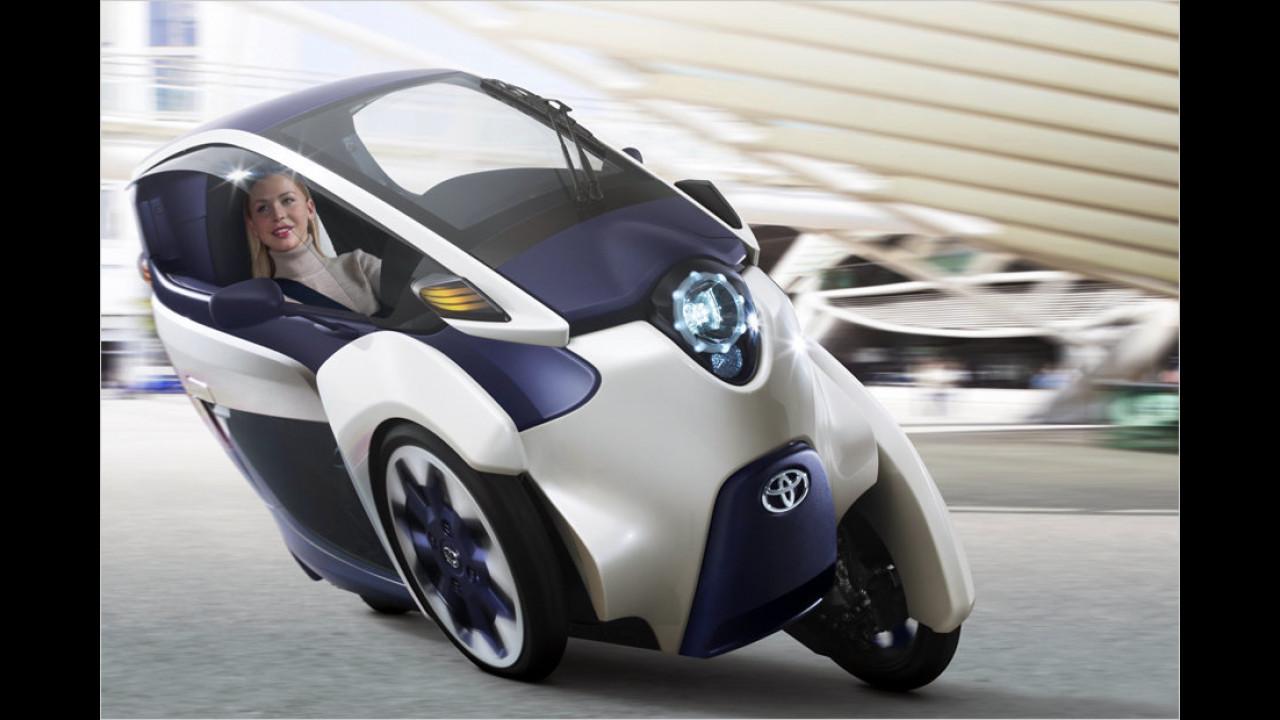 Kommt der ,Toyota Twizy