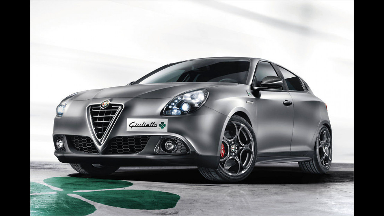 Alfa Romeo Giulietta 1.8 TB QV
