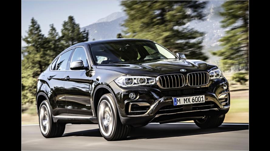 Neuer BMW X6