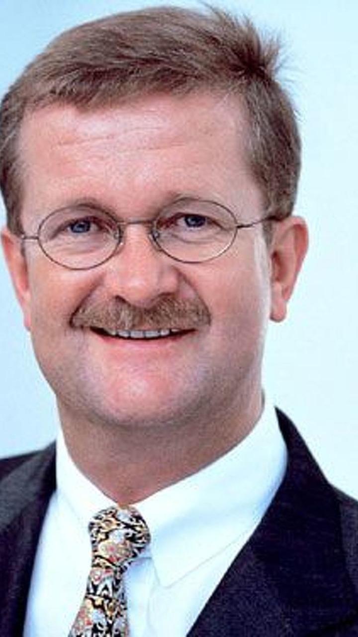Porsche AG's Chief Executive-Wendelin Wiedeking