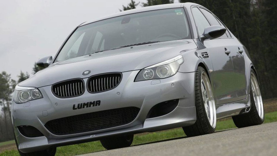 BMW M5 from Lumma Tuning