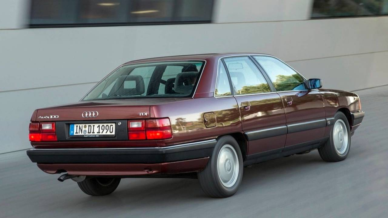 Audi 100 TDI (1990)