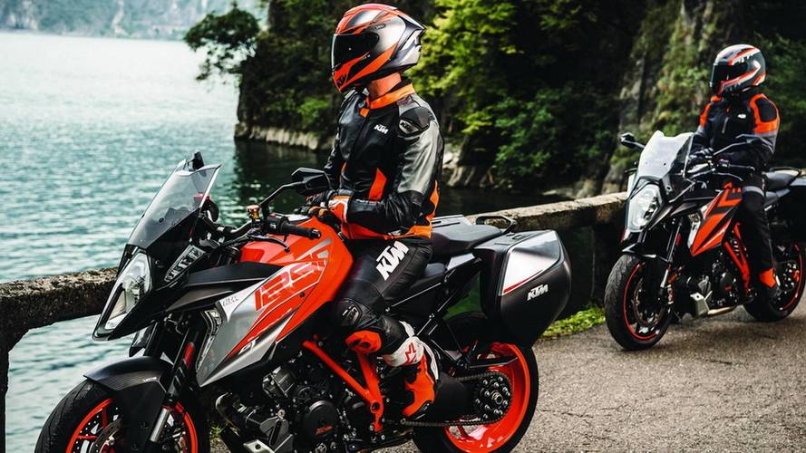 KTM presenta su equipamiento PowerWear Street Collection 2018