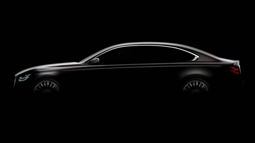 2019 Kia K900 Shows Its Elegant Profile In First Teaser
