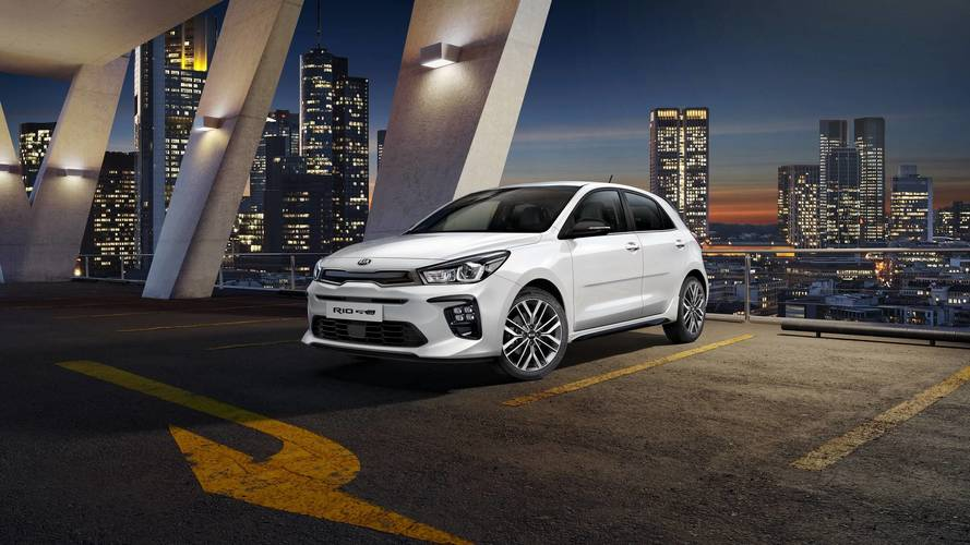 New Kia Rio GT Line Looks Like A Hot Hatch, But It's Not