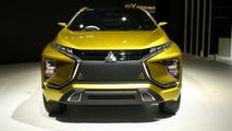 Mitsubishi eX concept at 2015 Tokyo Motor Show