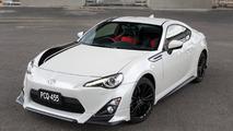 Toyota 86 Blackline Edition brings sporty styling to Australia