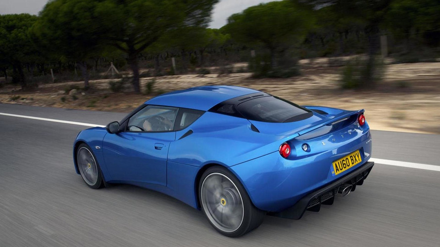 Lotus Evora facelift coming to Frankfurt - report