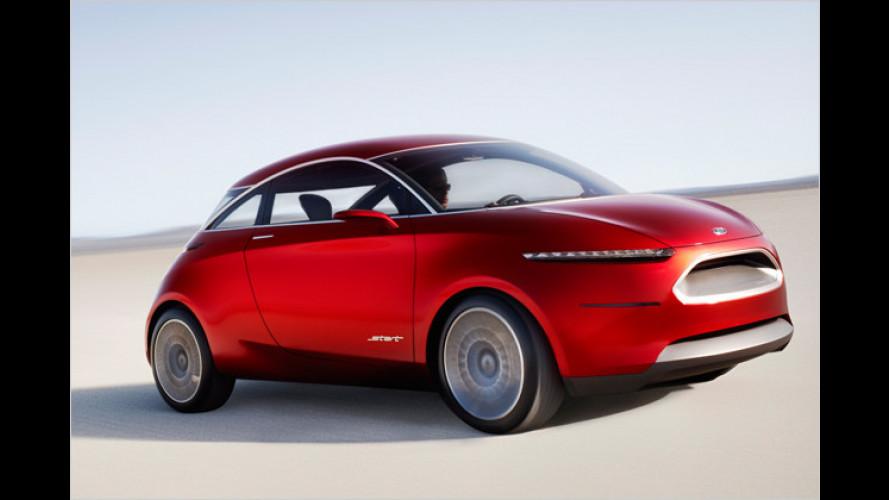 Kleines Rundstück: Ford Start Concept in Peking