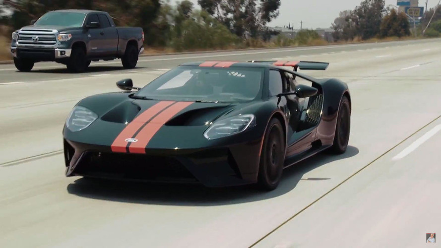 Jay Leno Goes In-Depth With His New 2017 Ford GT