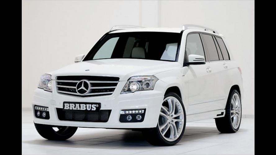 Brabus steht am Start: Heißes Tuning für den Mercedes GLK