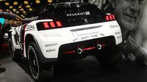 Peugeot 3008 DKR Paris Motor Show