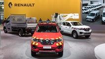 Renault Alaskan Hanovre 2016