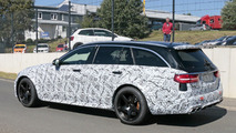2018 Mercedes-AMG E63 Estate spy photo