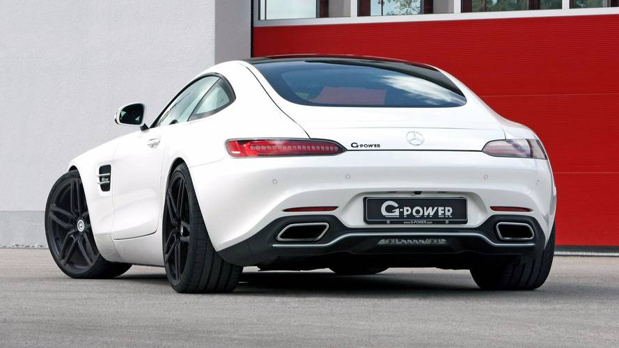 Mercedes-AMG GT S par G-Power