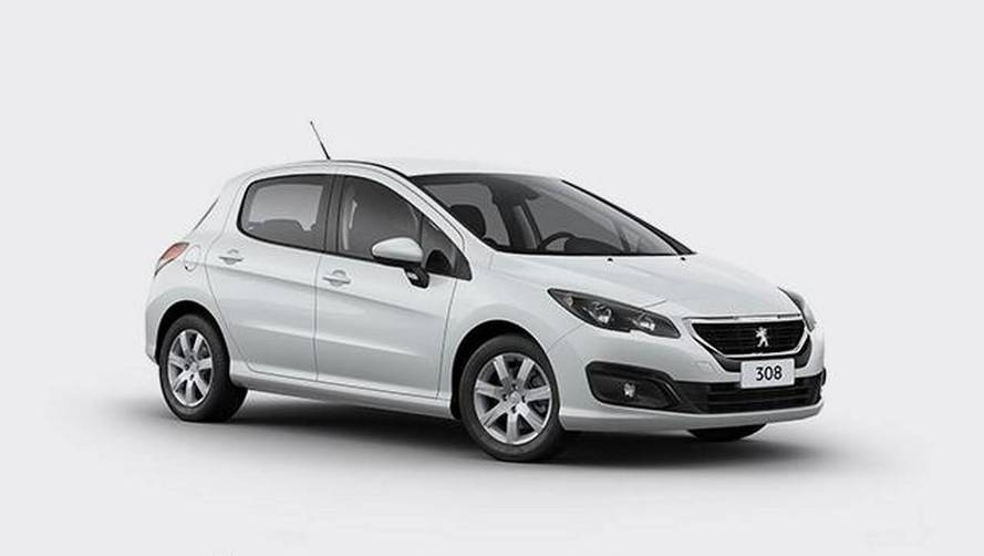 Peugeot reduz preços do 308 e 408 equipados com motor 1.6 THP (turbo)