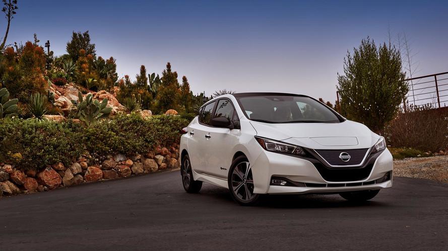 2018 Nissan Leaf EV tanıtıldı
