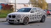 BMW X4 M casus fotolar