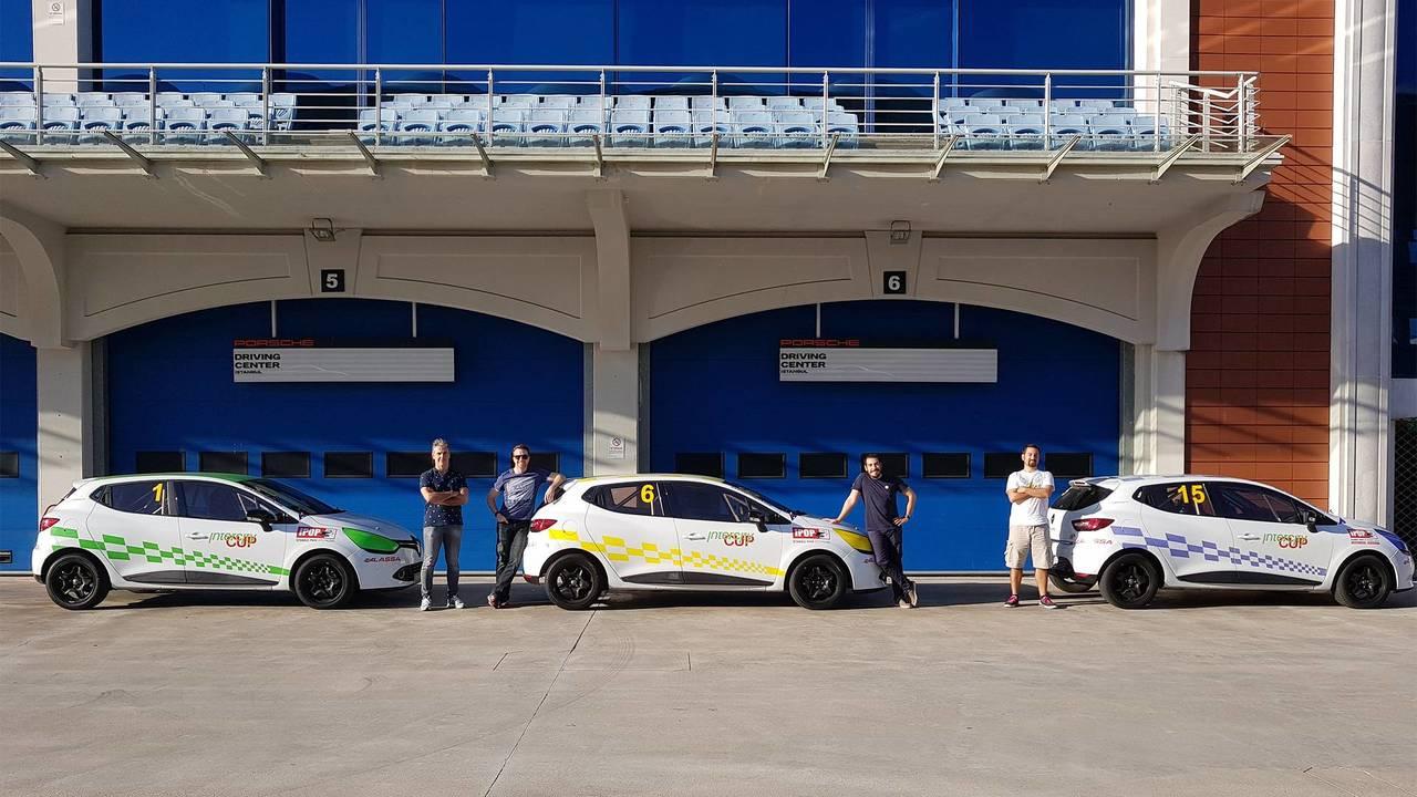 Intercity Clio Cup Motor1 Günü