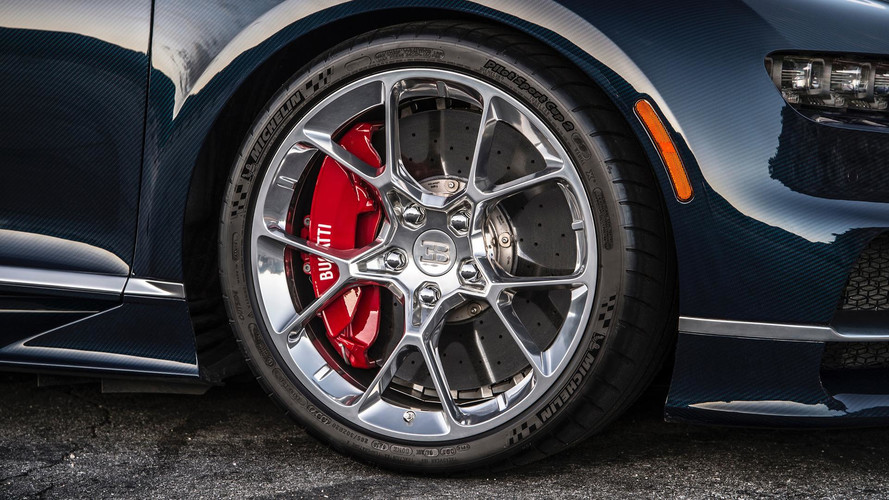 Don't Worry, Bugatti Chiron Tires Won't Cost $42,000 To Replace