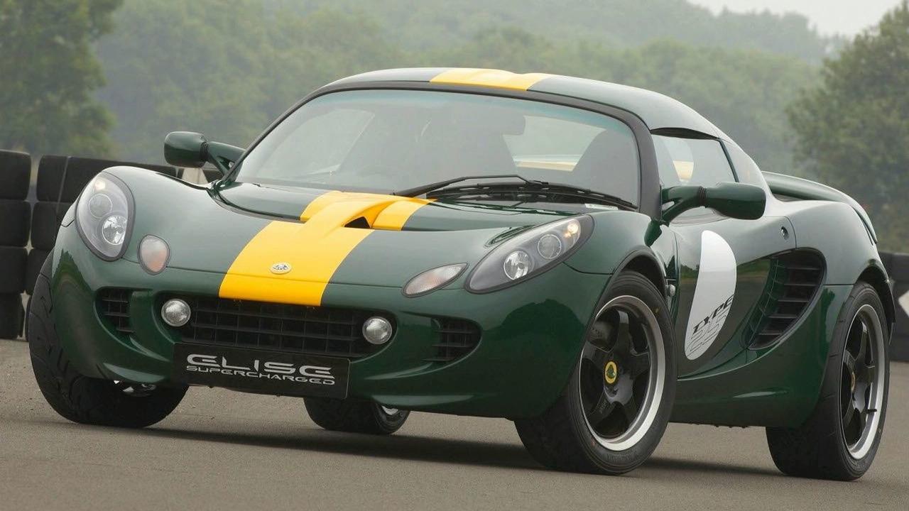 Lotus Clark Type 25 Elise SC Special Edition