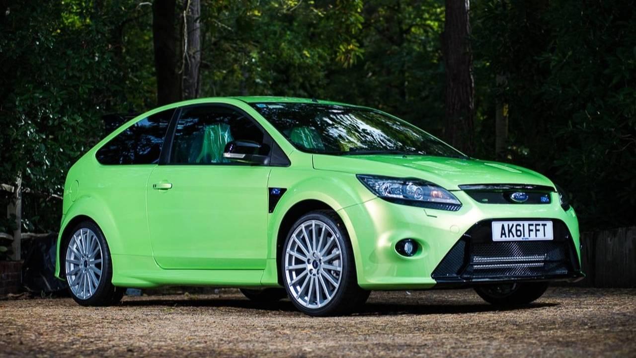 Focus RS 2011