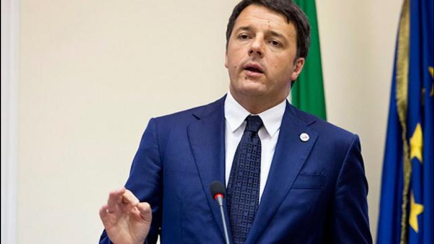 Mercato auto, nulla dal governo Renzi