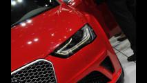 Audi RS4 al Salone di Ginevra 2012