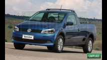 Nova Volkswagen Saveiro 2014 será lançada na próxima semana