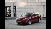 Salão de Paris: Novo Ford Focus Estate 2011 (Station Wagon)