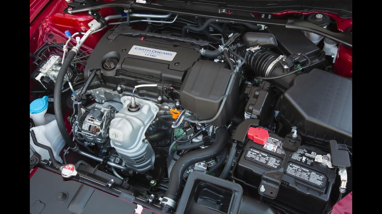 Honda revela detalhes da nova gama de motores; 1.0 turbo está quase pronto