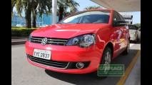 Volkswagen apresenta a linha Polo 2012 - Modelo ganha leves alterações visuais
