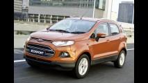 Ford faz recall de 20 mil unidades do EcoSport na Índia; Brasil fica livre