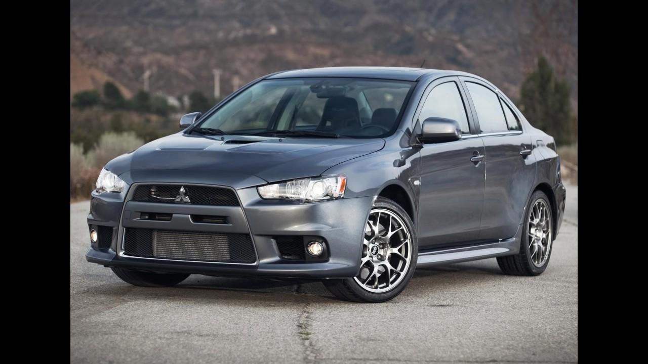 Moda SUV: Mitsubishi afirma que próxima geração do Lancer EVO será um crossover