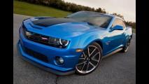 Próxima geração do Chevrolet Camaro terá motores LF3 V6 bi-turbo e LS7 V8