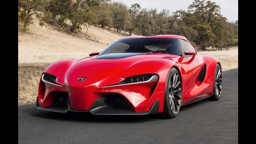 BMW e Toyota: parceria pode resultar em superesportivos híbridos