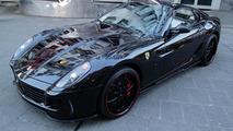 Ferrari 599 GTB Fiorano by Anderson Germany - 29.11.2011