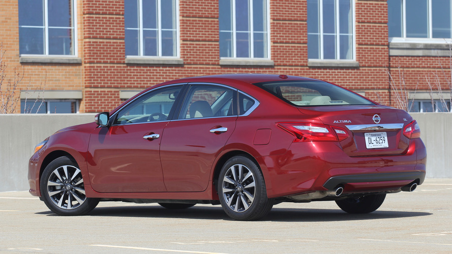 2016 Nissan Altima 2.5 SL: Review