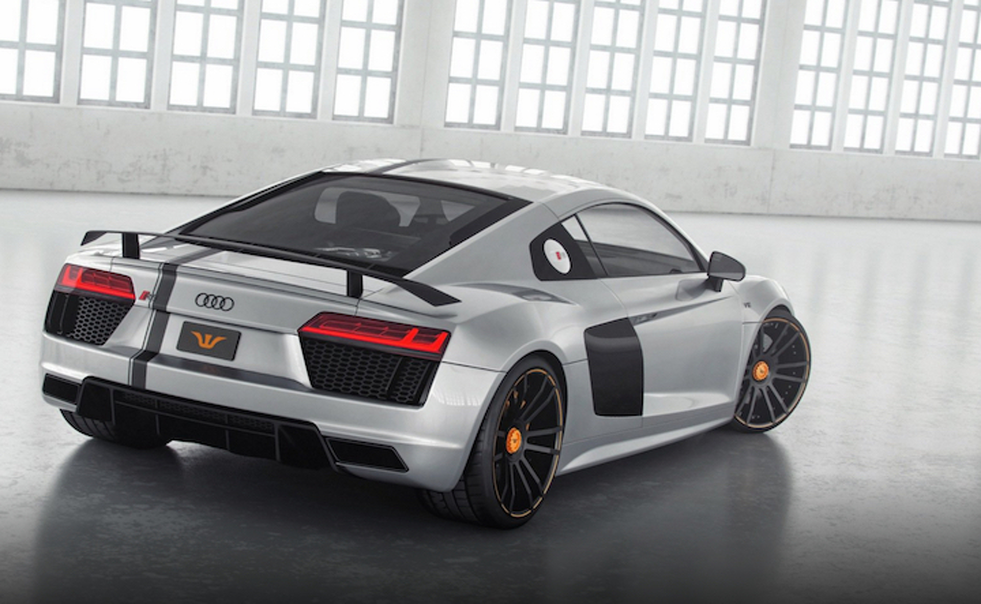 850HP Audi R8 V10 Plus Proves More is More