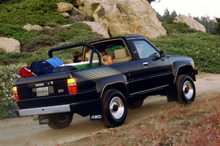 7 Totally Rad SUVs that Make Us Miss the 80s