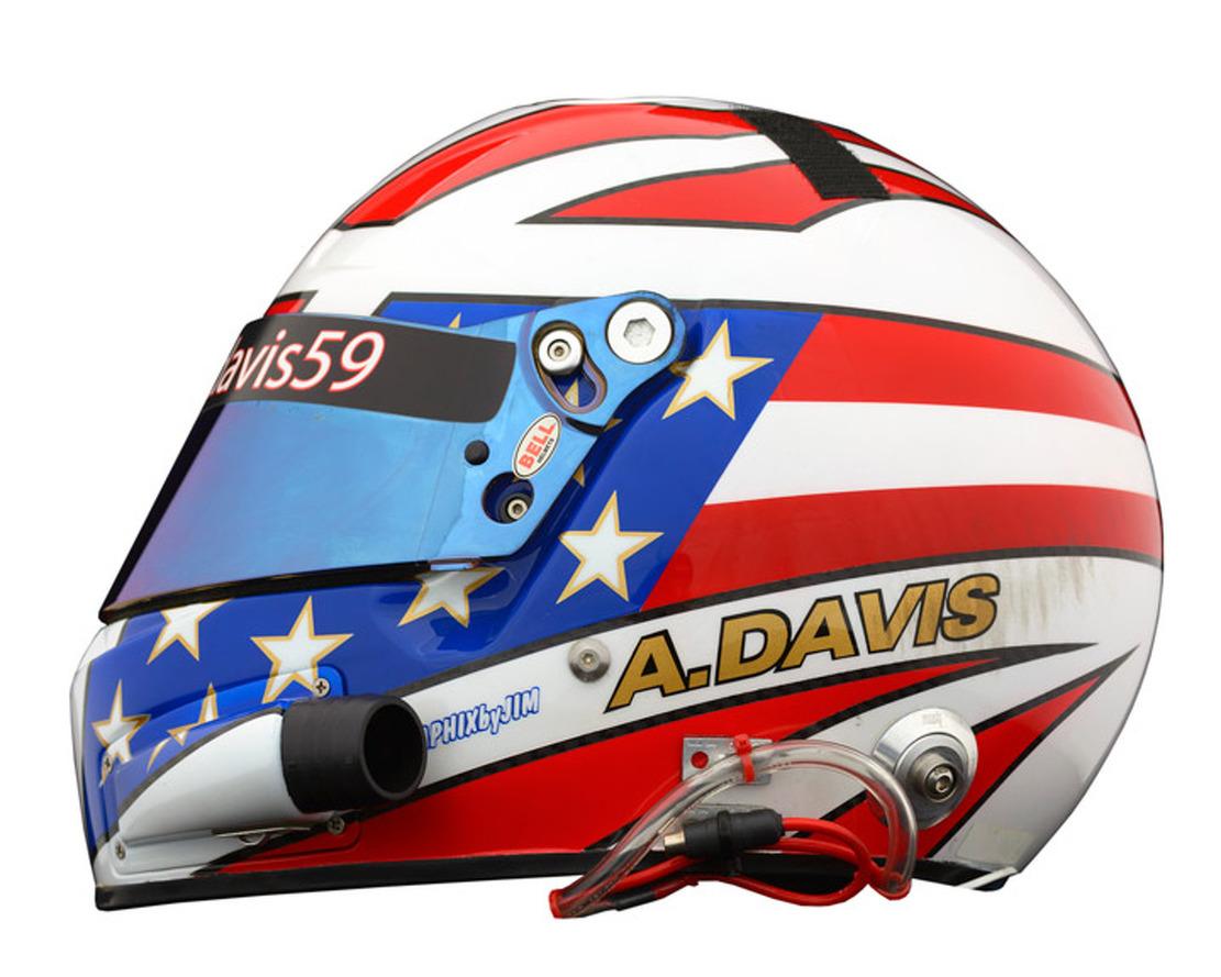 In Endurance Racing, Helmets Establish Personal Brand and Identity
