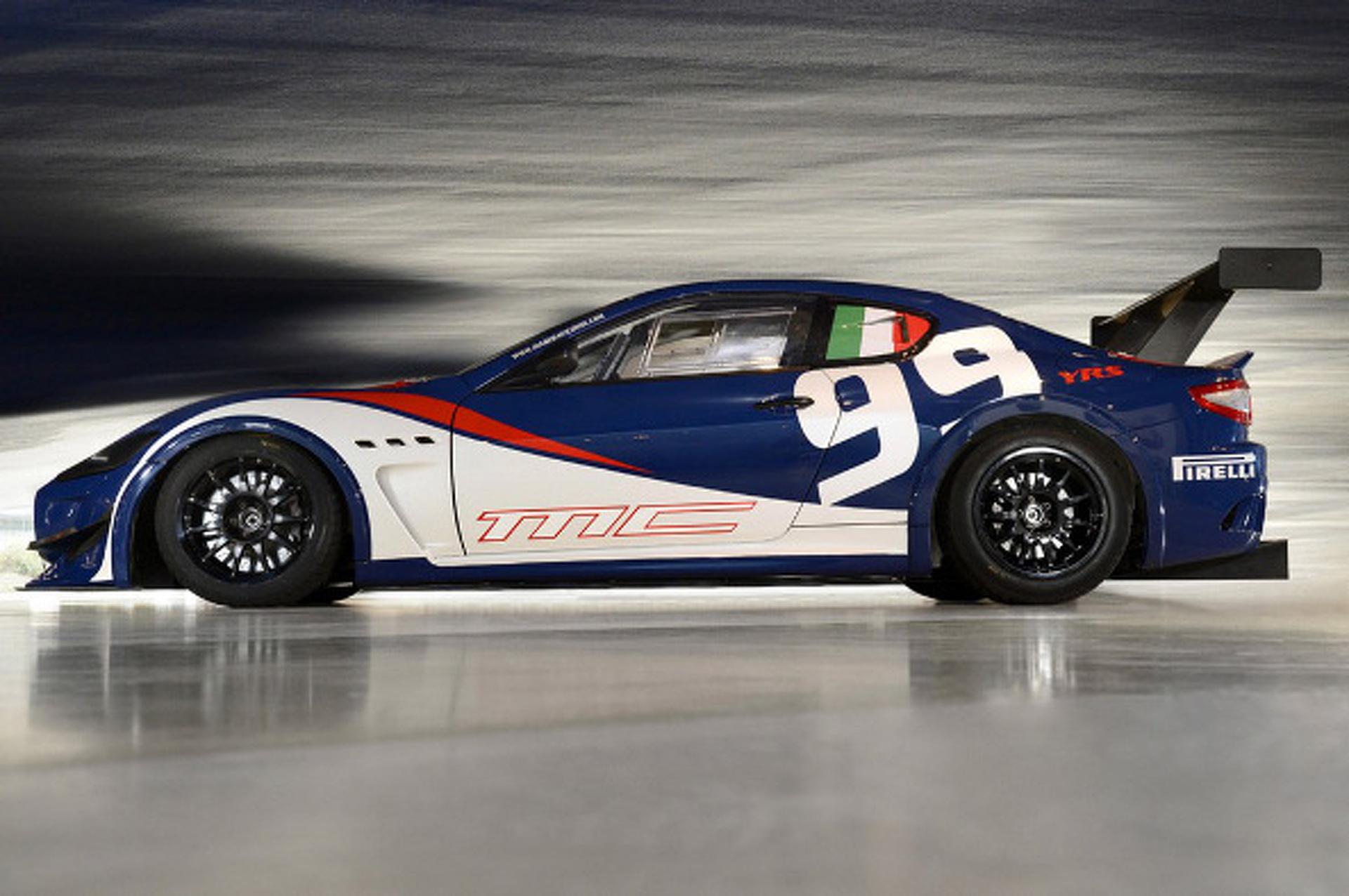 GranTurismo MC Trofeo is How Maserati Does Racing