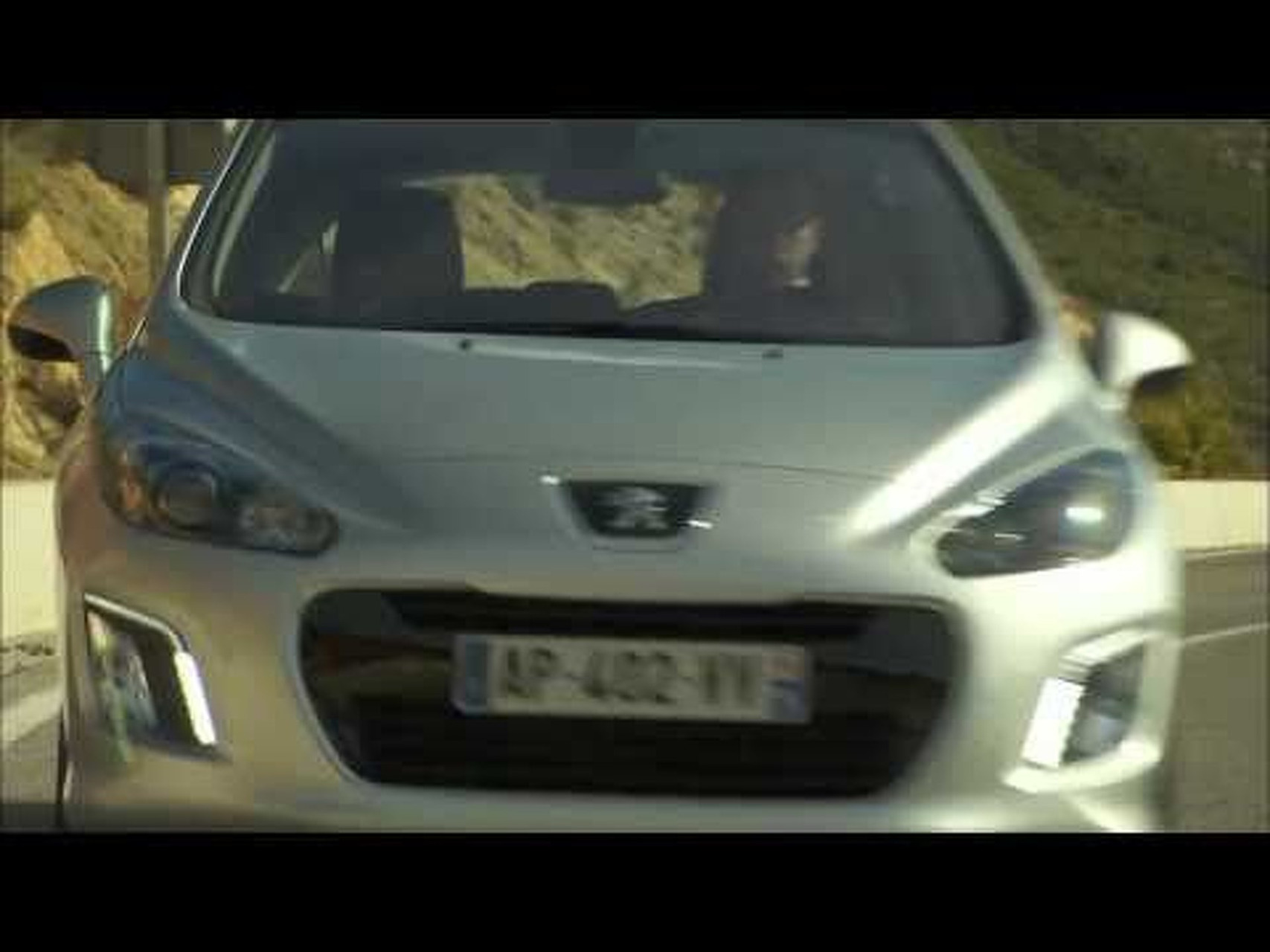 ► Peugeot 308 facelift 2012