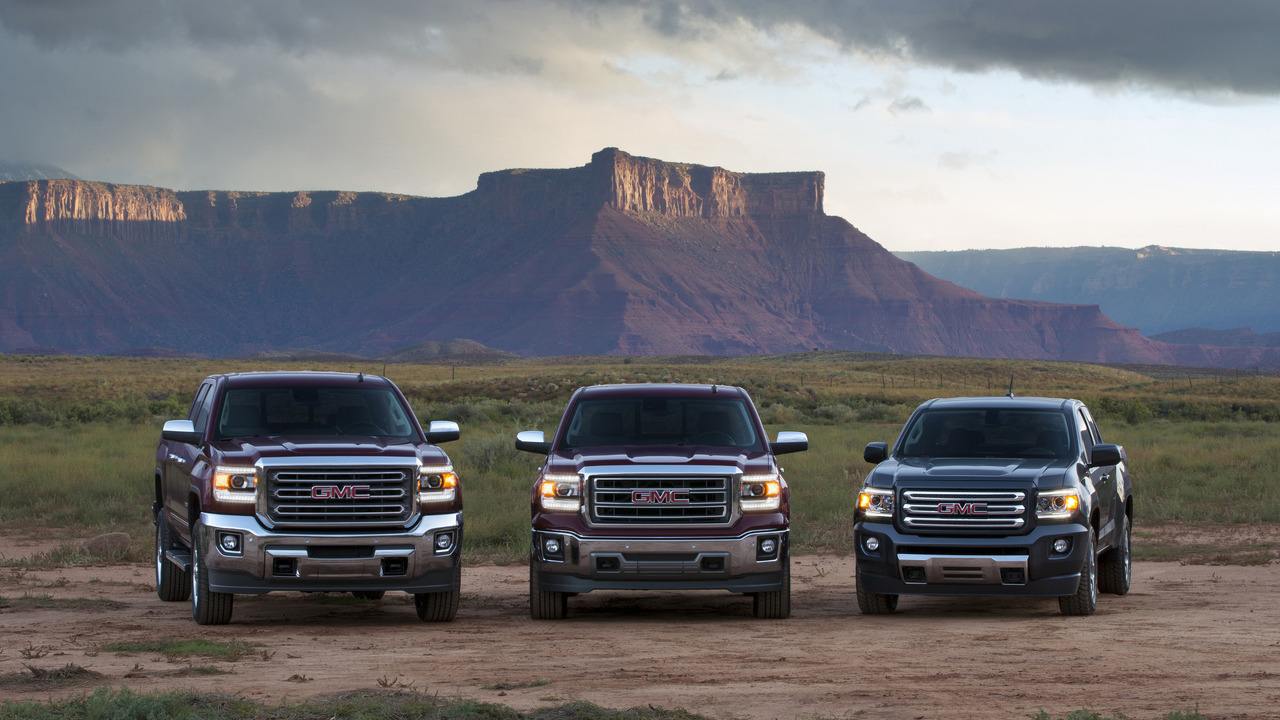 GMC Sierra and Canyon
