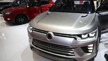 SsangYong SIV-2 debut in Geneva
