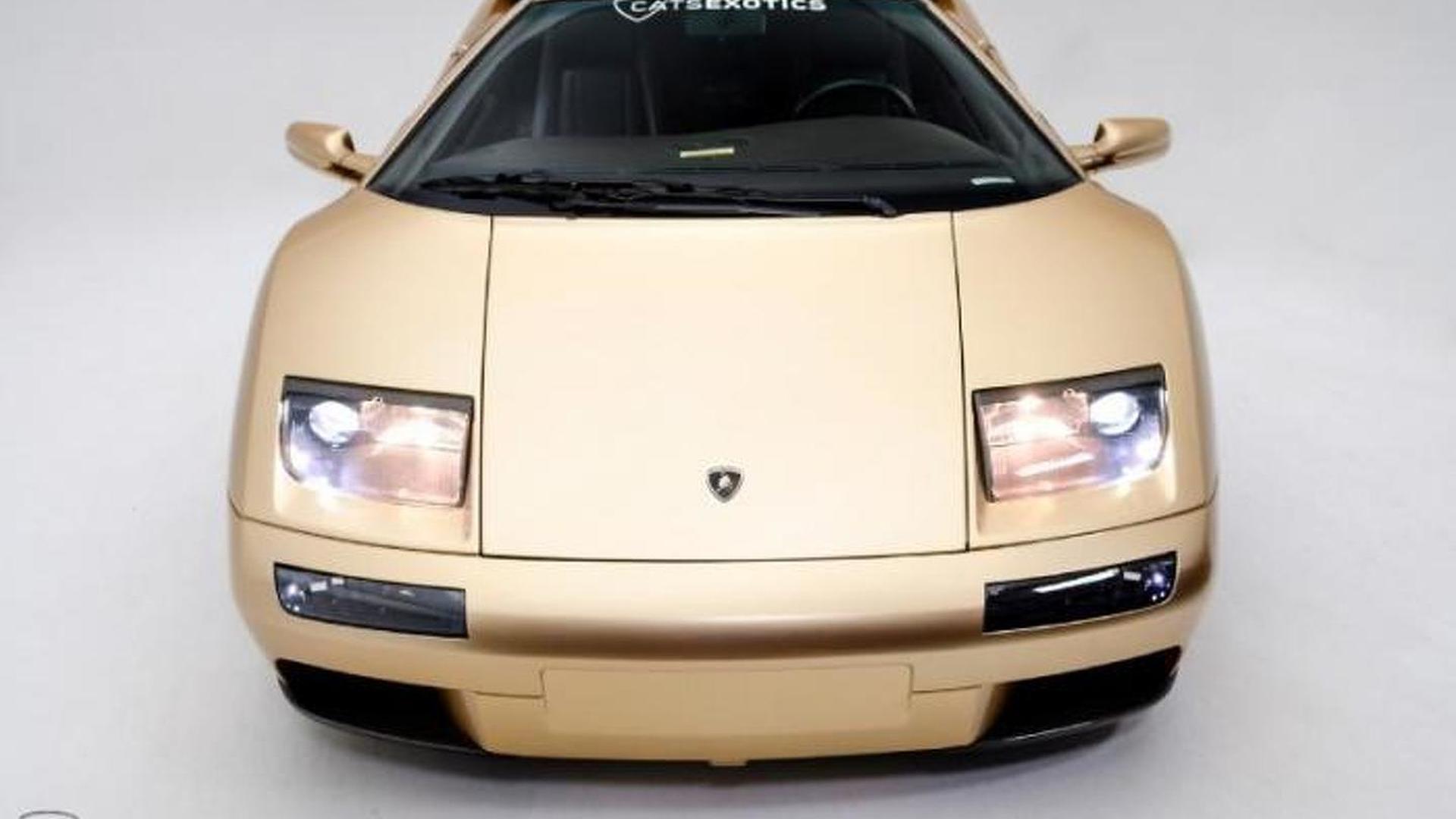 Lamborghini Diablo 6.0 SE в идеальном состоянии