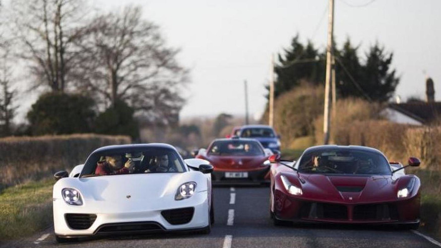 Meet the man who owns the hottest supercar trio: LaFerrari, McLaren P1 and Porsche 918 Spyder