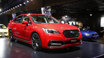 Subaru Legacy B4 Blitzen concept revealed at Tokyo Auto Salon