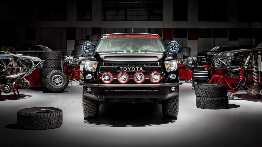 2015 Toyota Tundra TRD Pro to tackle the Baja 1000